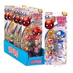 Marvel Emoji Pop Up Blister Packs- 6ct