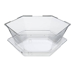 Medium Acrylic Hexagon Ice Tub