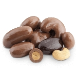 Mixed Chocolate All Nut Bridge Mix - 10lbs