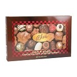 Milk & Dark Chocolates Gift Box - 12ct