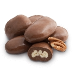 Milk Chocolate Amaretto Pecans - 10lbs