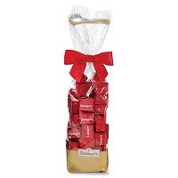 Milk Chocolate Caramels Gift Bag - 12ct
