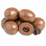 Milk Chocolate Coffee Beans - 10lbs