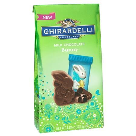 Milk Chocolate Easter Bunny Bag Bunny Shaped Chocolates