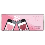 Milk Chocolate Love Bar - 24ct