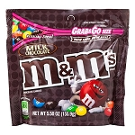 Milk Chocolate M&Ms Peg Bags - 12ct