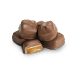 Milk Chocolate Vanilla Caramels - 10lbs