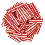 Mini Striped Strawberry Licorice - 4.4lbs