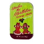 Mistletoe Kissing Mints Tins - 18ct