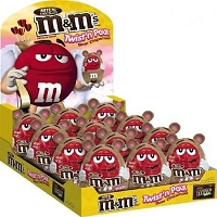 M&M's Bear Twist 'N Pour Dispenser  - 12ct
