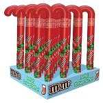 M&M Candy Cane Tube - 24ct
