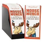 Moose Munch Caramel Cocoa Mix - 20ct