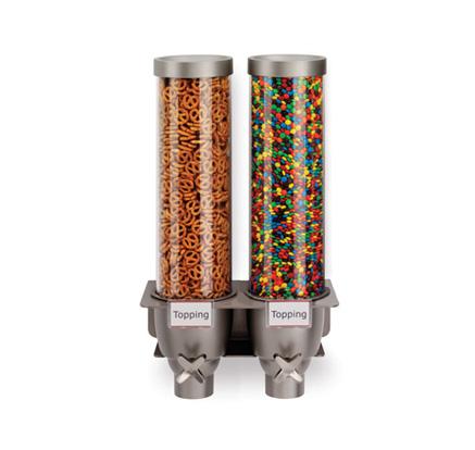Ez Multi Cone 2w Dispenser Wall Mount Candy Dispensers