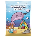 Narwhal Poop Peg Bag - 12ct