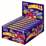 Nerds Filled Gumballs Tube - 24ct
