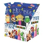 Nintendo PEZ Dispensers Assorted - 12ct