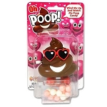 Oh Poop Valentine's Day Candy Dispenser - 12ct