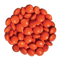 Orange Chocolate Gems -15lbs