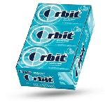 Orbits Wintermint Sugar-Free Gum - 12ct