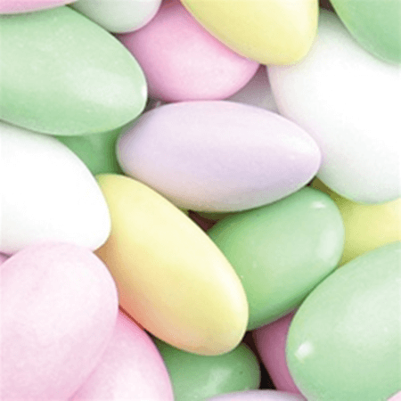 Pastel Jordon Almonds - 30lbs
