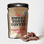 Peanut Butter Crunch Toffee Pouch - 12ct