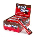 Peanut Chews Original Dk Chocolate - 18ct