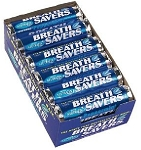 Peppermint Breath Savers - 24ct