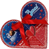 Peruginca Baci Heart w/Ribbon - 8ct