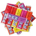 Pez Assorted Fruit Rolls - 10lbs