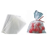 Flat Poly Bags - 6