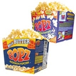 Popz Popcorn - 4.12oz Tubs - 36ct