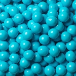 Single Color Sixlets - Powder Blue - 12lbs