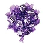 Purple Wrapped Grape Candies - 5lbs