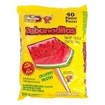 Rebanaditas Watermelon Pop Peg Bag - 12ct