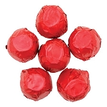 Red Foil Milk Chocolate Cherry Cordials - 6lbs