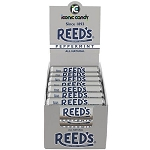 Reeds Peppermint Candy Roll - 24ct