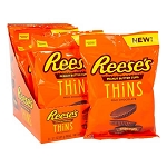 Reese's Peanut Butter Cups Thins Peg Bag