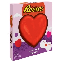 Reese's Large Peanut Butter Hearts  - 12ct