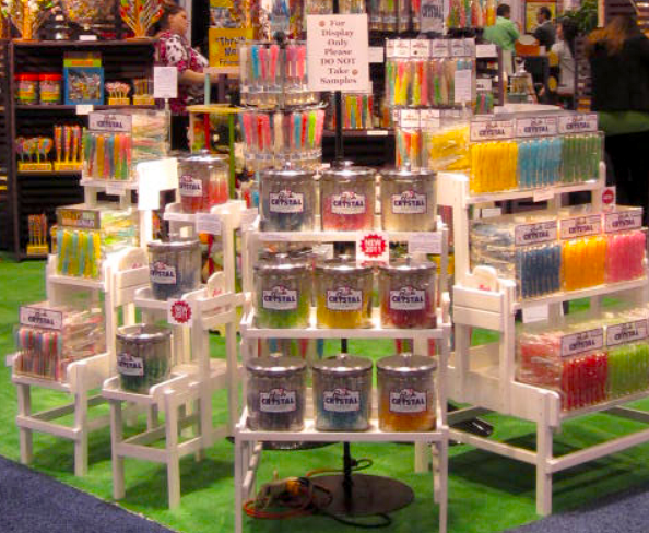 Rock Candy Displays