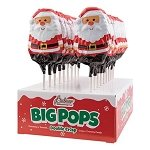 Santa Crisp Big Pop - 18ct