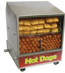 Hot Dog Machines and Supplies