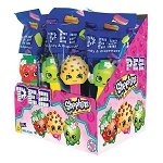 Shopkins PEZ Dispensers Assorted - 12ct