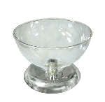Single Bowl Counter Display - 10in