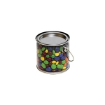 Small Paint Cans With Lids - 100ct