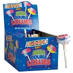 Smarties Mega Double Lollies - 24ct