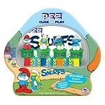 Smurfs PEZ Click N Play Set - 6ct