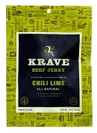 Chili Lime Beef Jerky -1.5oz.  - 12ct