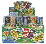 Soda Pop Fizzy Candy - 12ct
