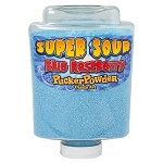 Super Sour Blue Raspberry Pucker Powder - 9oz