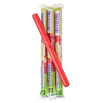 Sour Strawberry Old Fashioned Stick Candy - 80ct